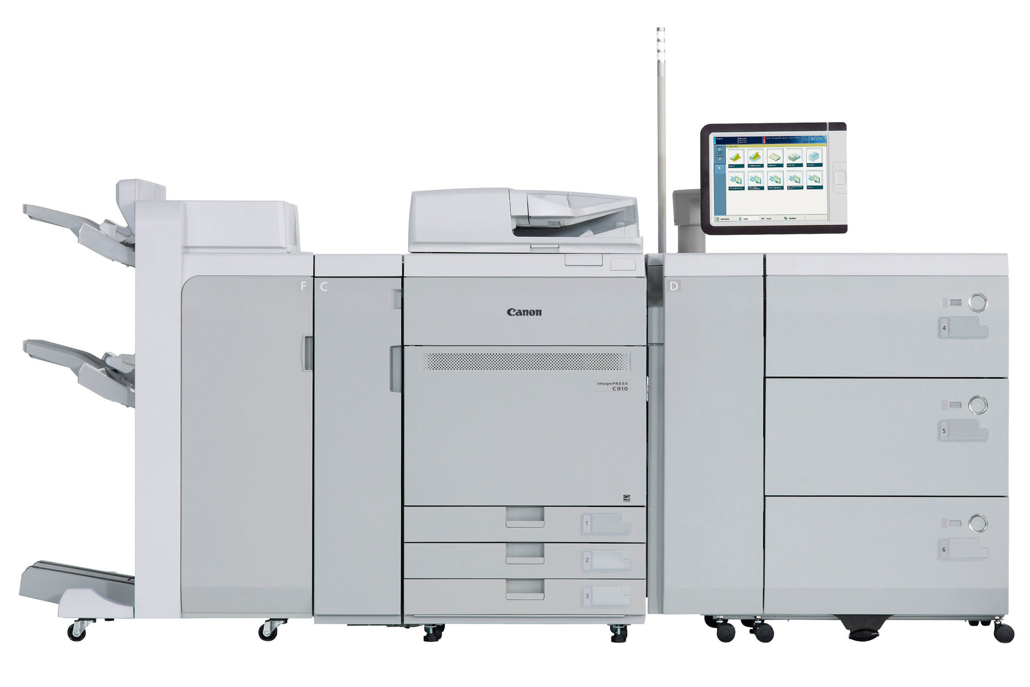 Digital Print Solutions: DPS - Authorized Canon Production
